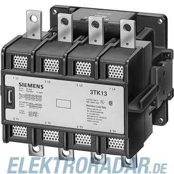 Siemens Schütz AC-1 4pol. 550A 3TK1442-0AU0