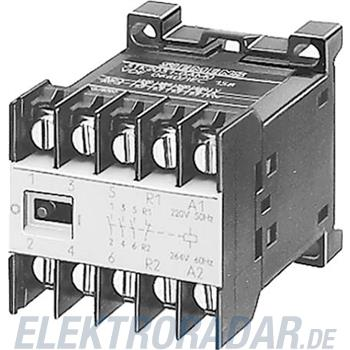 Siemens Kleinschütz, 3NO+1NC Schna 3TK2031-0BB4