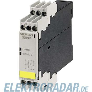 Siemens Sicherheitsschaltgerät mit 3TK2830-1AJ20