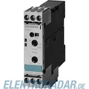 Siemens Analoges Überwachungsrelai 3UG4501-1AA30