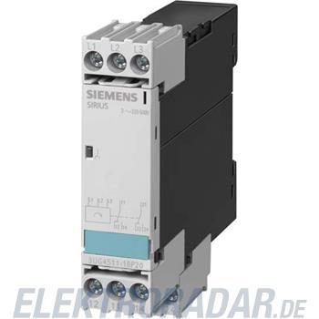 Siemens analoges Überwachungsrelai 3UG4511-1AQ20