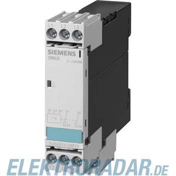 Siemens analoges Überwachungsrelai 3UG4511-1BN20