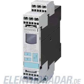 Siemens analoges Überwachungsrelai 3UG4511-2BQ20