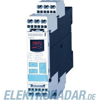 Siemens Überwachungsrelais 3UG4618-2CR20