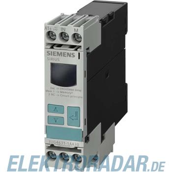 Siemens Überwachungsrelais 3UG4631-1AA30