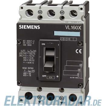 Siemens Leistungsschalter VL160X H 3VL1705-2EA43-0AA0