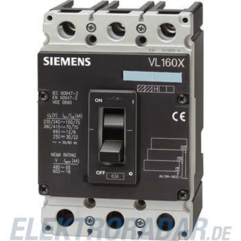Siemens Leistungsschalter VL160X H 3VL1708-2EH43-0AA0