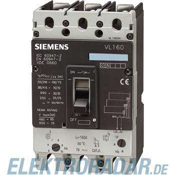 Siemens Leistungsschalter VL160L o 3VL2716-3AA33-0AA0
