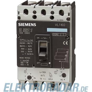 Siemens Leistungsschalter VL160L o 3VL2716-3AA43-0AA0