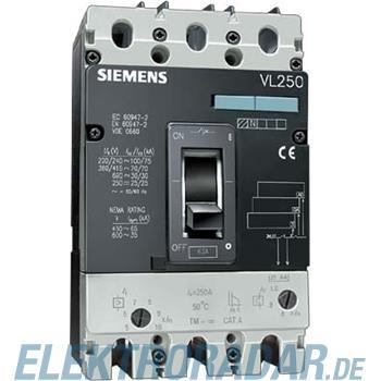 Siemens Leistungsschalter VL250N S 3VL3725-1EC46-0AD1