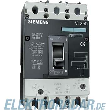 Siemens Leistungsschalter VL250L h 3VL3725-3EE46-0AA0