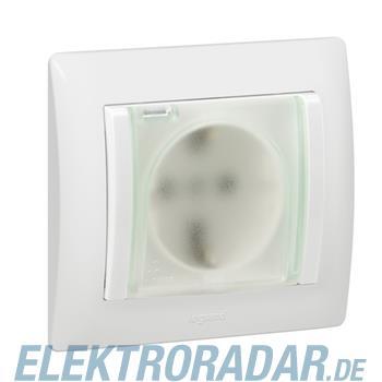 Legrand 771027 Steckdose (SK) Kinderschutz KlappdeckelFeuchtraum