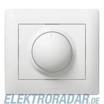 Legrand 771068 Abdeckung Drehdimmer Galea ultraweiss