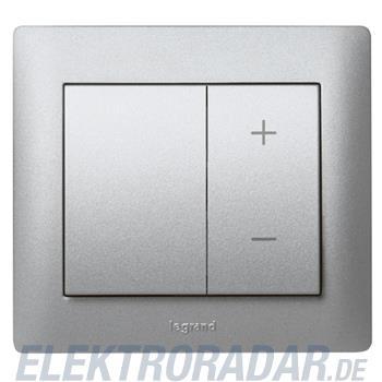 Legrand 771386 Wippe Phasentastdimmer 400W/600W Galea soft alumin