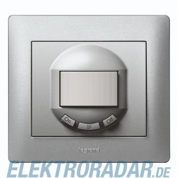 Legrand 771387 Abdeckung Bewegungsmelder Galea soft aluminium