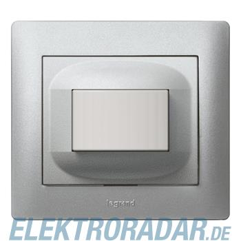 Legrand 771388 Abdeckung Automatikschalter Galea soft aluminium