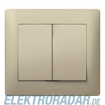 Legrand 771412 Wippe Serie Galea titanium