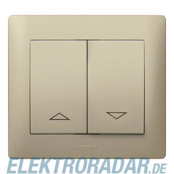 Legrand 771414 Wippe Jalousie Galea titanium