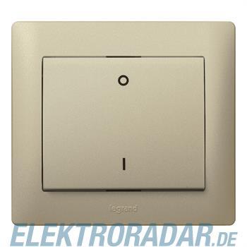 Legrand 771415 Wippe Aus mit Aufdruck ''0/1'' Galea titanium