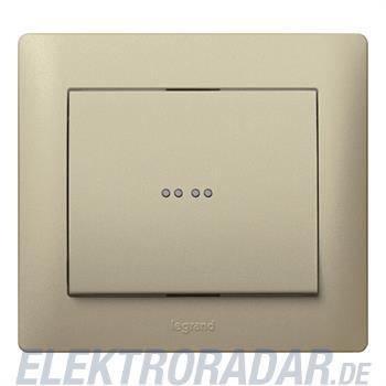 Legrand 771434 Wippe Kontroll Galea titanium