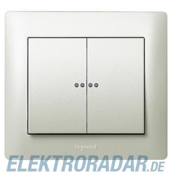 Legrand 771579 Wippe Serie mit Fenster Galea perlmutt