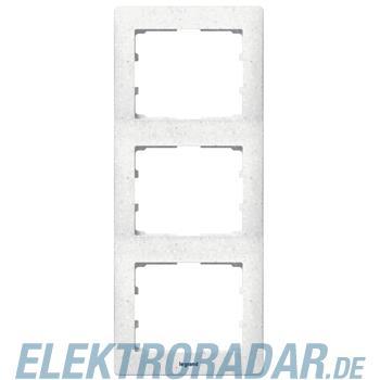 Legrand 771717 Rahmen 3-fach senkrecht Galea Corian® Everest