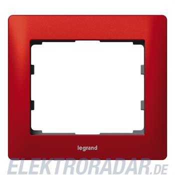 Legrand 771901 Rahmen 1-fach Galea magic red