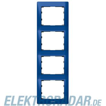 Legrand 771918 Rahmen 4-fach senkrecht Galea magic blue