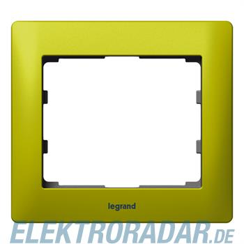 Legrand 771921 Rahmen 1-fach Galea magic green