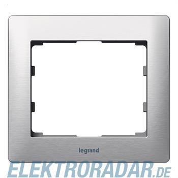 Legrand 771951 Rahmen 1-fach Galea brushed aluminium