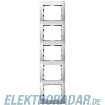 Legrand 771959 Rahmen 5-fach senkrecht Galea brushed aluminium