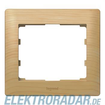 Legrand 771961 Rahmen 1-fach Galea ahorn