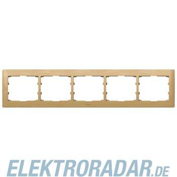 Legrand 771965 Rahmen 5-fach waagerecht Galea ahorn