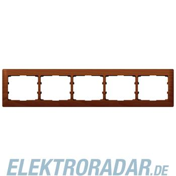 Legrand 771975 Rahmen 5-fach waagerecht Galea kirsche