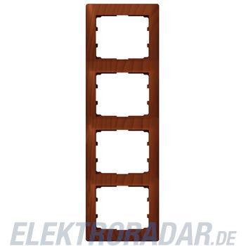 Legrand 771978 Rahmen 4-fach senkrecht Galea kirsche