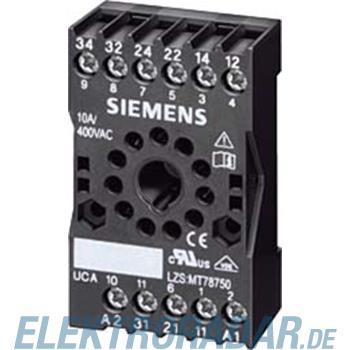 Siemens Stecksockel für Befestigun LZS:MT78750