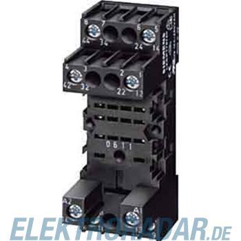 Siemens Sockel für Relais, 3 Wechs LZS:PT78730