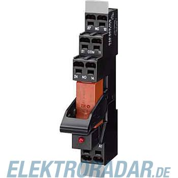 Siemens Steckrelais Komplettgerät LZS:RT3A4L24
