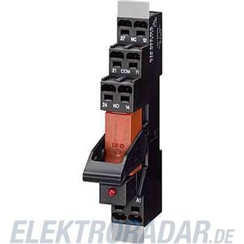 Siemens Steckrelais Komplettgerät LZS:RT3B4L24