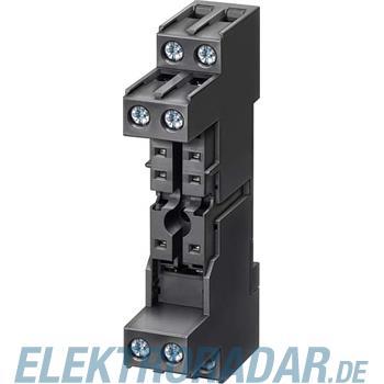 Siemens Steckrelais, Sockel 15mm LZS:RT78725