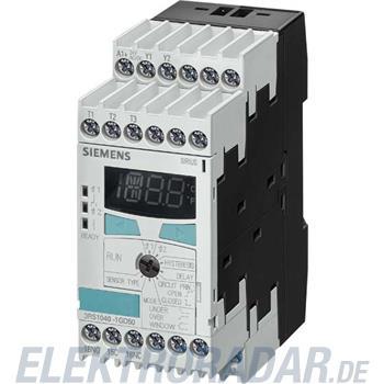 Siemens Temperatur-Überwachungsrel 3RS1030-1DD10