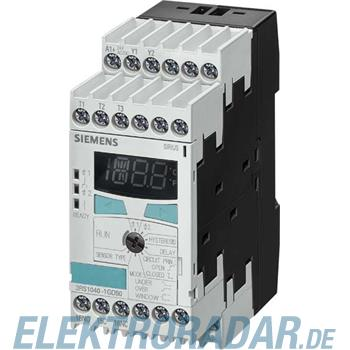 Siemens Temperatur-Überwachungsrel 3RS1120-1DD20