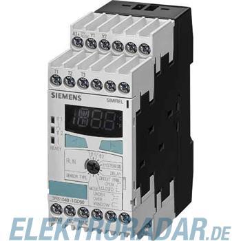 Siemens Temperatur-Überwachungsrel 3RS1140-2GD60