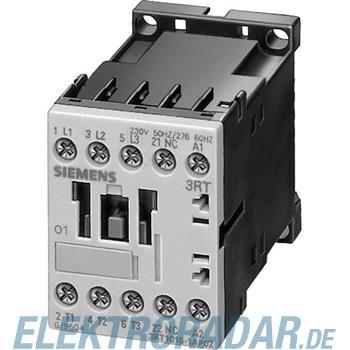 Siemens Schütz AC-3 3kW/400V 1Ö 3RT1015-1AU02