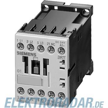 Siemens Schütz AC-3 3kW/400V 1Ö 3RT1015-1BF42