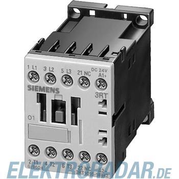 Siemens Schütz AC-3 3kW/400V 1Ö 3RT1015-1BG42