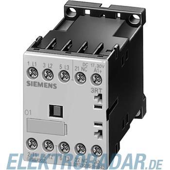 Siemens Koppelschütz AC-3, 3kW/400 3RT1015-1VB41