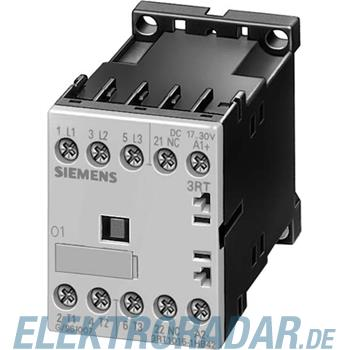 Siemens Koppelschütz AC-3, 3kW/400 3RT1015-1WB41