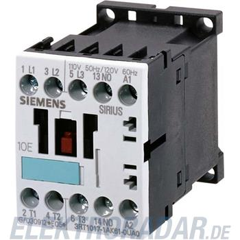 Siemens Schütz AC-3 4kW/400V 1S 3RT1016-1AU61