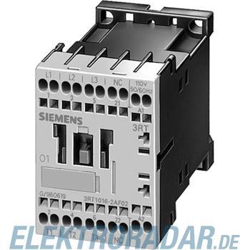 Siemens Schütz AC-3 4kW/400V 20A 3RT1016-2AD01